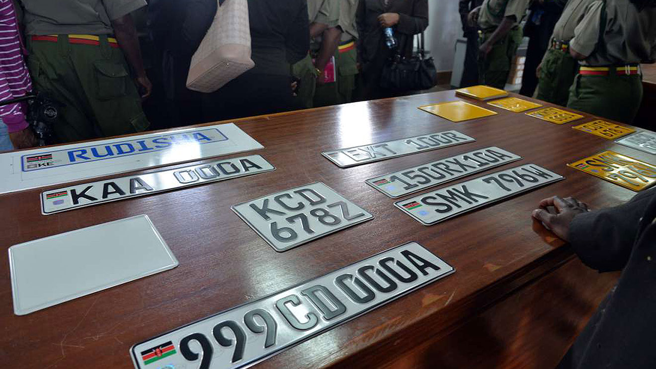 Number plate replacement in kenya using Ntsa tims account @KenyanTraffic