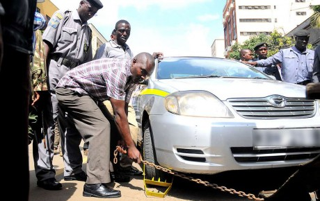 You will now pay more for parking in Nairobi, the paying process will also give you a nasty headache