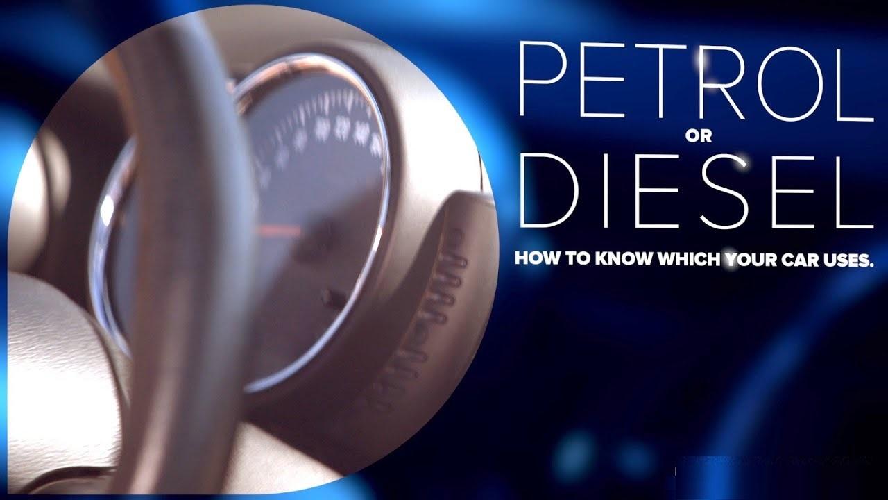 How can I tell whether my car runs on diesel or petrol? @KenyanTraffic
