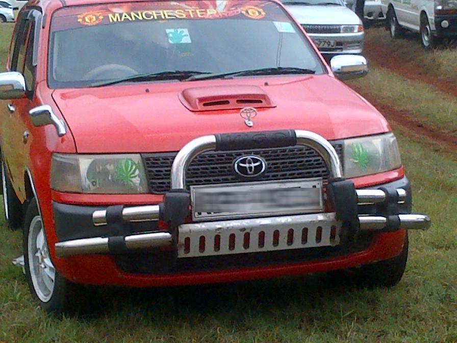 Are bullbars legal or illegal in Kenya?