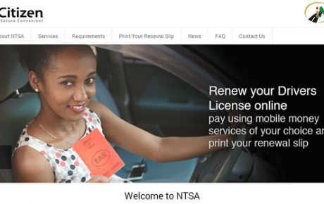 How to renewal your Driving License online