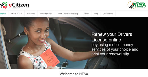To Magari Poa How License Online Your Renewal » Driving