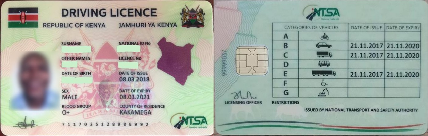 How to get the new NTSA smart Digital Driving License @KenyanTraffic