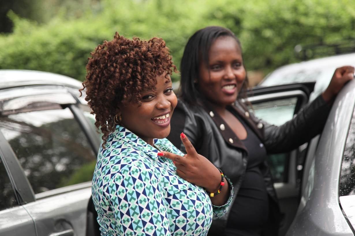 New taxi hailing service 'Fare bargain' has arrived in town, customers can now bargain the Kenyan way