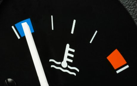 Should you allow a diesel engine to warm up before driving off?