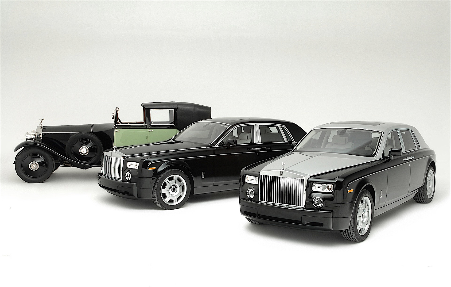 How Rolls Royce became top class in the car-making business