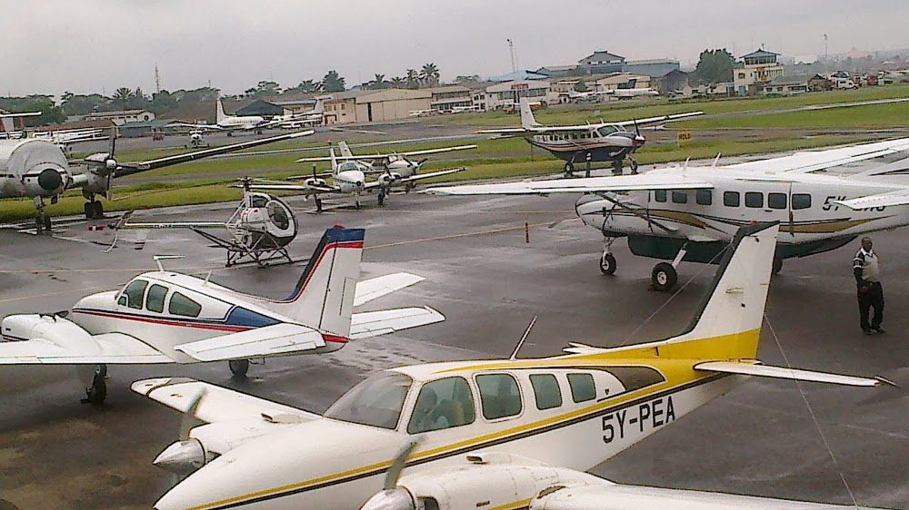 Kenya Airports Authority (KAA) is auctioning off airplanes abandoned at Wilson Airport, one is going for Sh90k