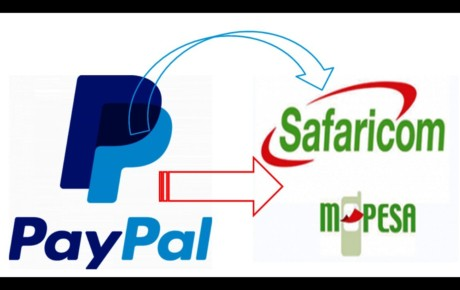 How to withdraw money from PayPal to M-pesa