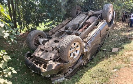 Driver engaged front gear instead reverse injuring Bungoma county woman rep Catherine Wambirianga in car accident