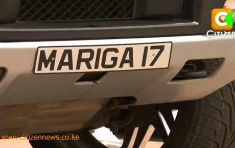 How to apply for a personal number plate in Kenya step by step