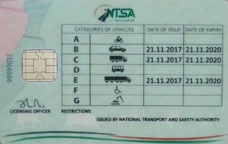 How to upgrade your Driving License to additional classes endorsement
