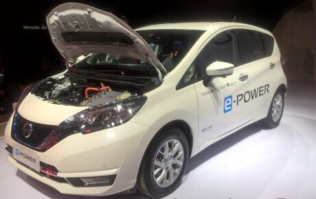 Nissan Note e-POWER Review