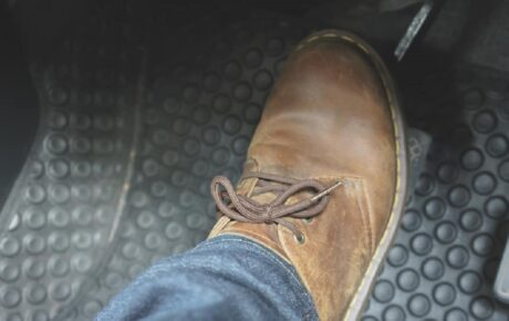 This is why your car shakes when you step on the brakes