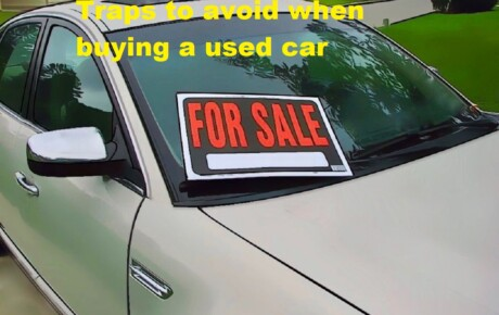 Traps to avoid when buying a used car @KenyanTraffic