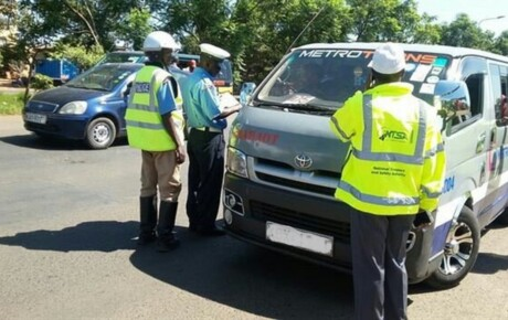 All PSVs must comply with new NTSA guidelines on Covid19 to be allowed on the road @KenyanTraffic
