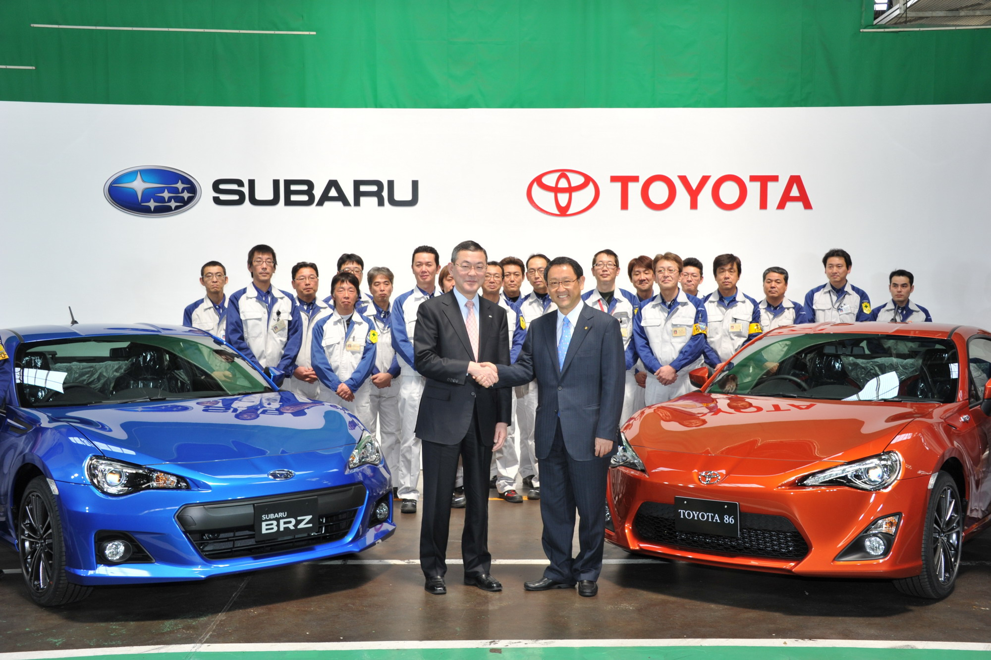 Toyota and Subaru teams have come together to develop electric SUV, What name will they give it?