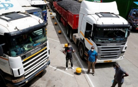 If you bought a used truck make sure it doesn't have an old overloading offence because KeNHA will come for you