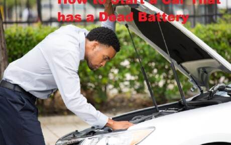 How to Start a Car That has a Dead Battery @ma3route